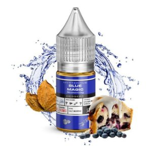 LIQUIDO BASIX SERIES SALT NIC BLUE MAGIC - GLAS