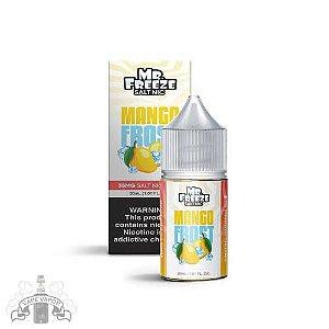 E-Liquido Mango Frost (Nic Salt) - Mr. Freeze
