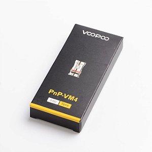 BOBINA COIL (RESISTÊNCIA) PNP VM4 - VOOPOO