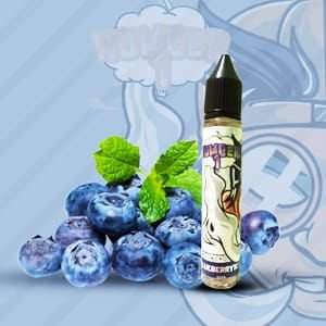 E-LÍQUID NUMBER 1- BLUEBERRY ICE