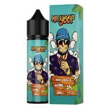 Liquido Nic Salt - Mint Vanilla - Mr Yoop