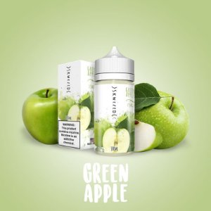 LIQUIDO SKWEZED JUICE GREEN APPLE