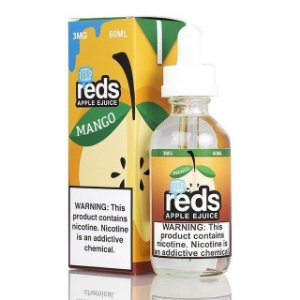 LÍQUIDO REDS APPLE EJUICE MANGO - ICED