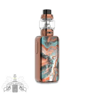 Kit Luxe 2 220w - c/ tanque NRG-S - Vaporesso + Juice Brinde