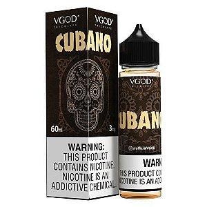 LÍQUIDO CUBANO CIGAR - VGOD