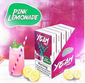 YEAH PODS PINK LEMONADE - COMPATÍVEIS COM JUUL - YEAH