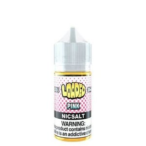 LIQUIDO NIC SALT LOADED - PINK
