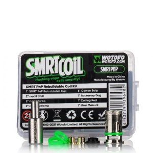 SMRT PnP Rebuildable Coil Kit