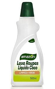 Sabão Lava Roupas Líquido Coco