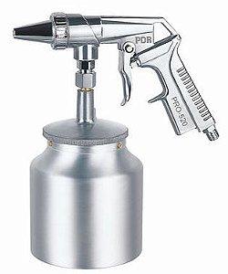 Pistola de Jateamento Sucção 1.000ml - PRO-520