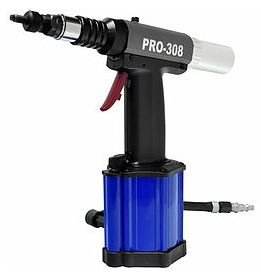Rebitador Pneumático de Rosca M3/M8 PRO-308