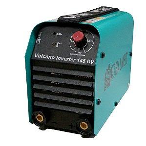 Fonte Inversora Eletrodo Revestido e TIG DC Vulcano Inverter 145 DV