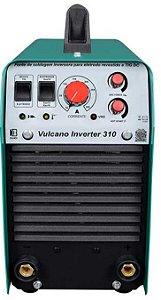 Fonte Inversora Eletrodo Revestido e TIG DC Vulcano Inverter 310