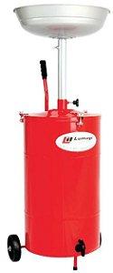 Coletor de Óleo 50 litros com carrinho LUB1060