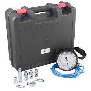 Medidor de Pressão da Bomba Auxiliar dos Motores Diesel MBA 500 GII