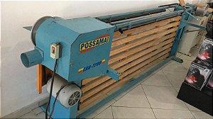 Lixadeira Cinta 850x2600mm com Motor 2CV Trifásico LXA 7200 Possamai