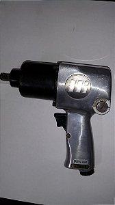 """Chave Impacto Pneumática 1/2"""" 58Kgfm"""