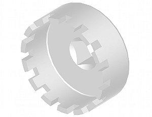 Chave com 80 mm - 15 dentes (RAVEN 112001)