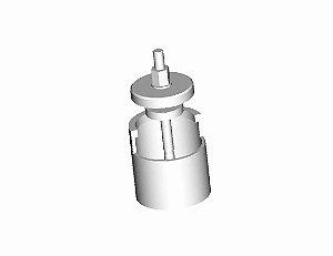 Extrator e instalador da bucha da suspensão traseira. (RAVEN 124003)