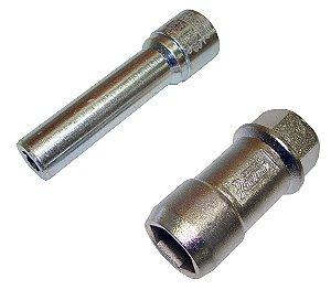 Chave sextavada de 19mm, para a porca do amortecedor dianteiro. (RAVEN 133198)