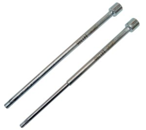 """Conjunto com 2 chaves especial 7mm e 9mm e encaixe de 3/8"""". (RAVEN 141386)"""