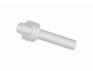 """Chave de garras com encaixe de 3/4"""", para a porca ranhurada com 90mm. (RAVEN 714014)"""