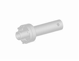 """Chave de garras com encaixe de 1"""", para a porca ranhurada com 108mm. (RAVEN 714015)"""