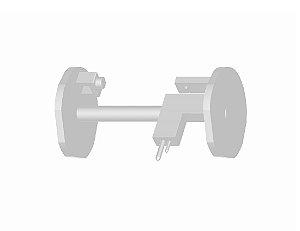 Dispositivo de ajuste da profundidade básica do pinhão. (RAVEN 714060)