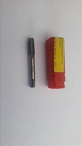 "Macho Manual NPT 1/16""x27 p/tubo Aço Rápido E-710"