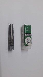 "Macho Manual NPT 1/8""x18 p/tubo Aço Liga"