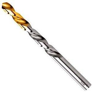 Broca aço rápido 09,75mm DIN388 TW100