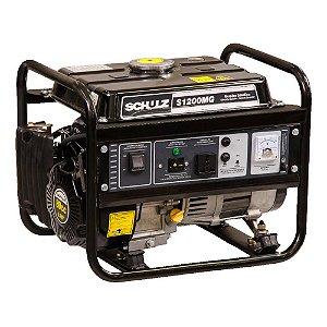 Gerador Gasolina 1200w 1,0Kva Bivolt S1200MG