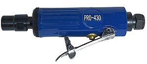 Retifica Mini Pneumático 0,3Hp/25000Rpm PRO-430