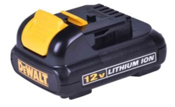 Bateria Íons Lítio 12V 1,3Ah DCB120-B2