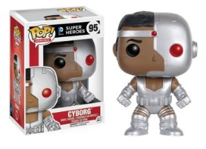 Funko POP - Cyborg DC Comics Super Heroes