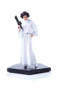 Princesa Leia - Star Wars Art Scale 1/10 - Iron Studios