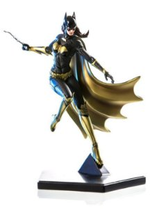 Batgirl do Game Arkham Knight - 1/10 Art Scale