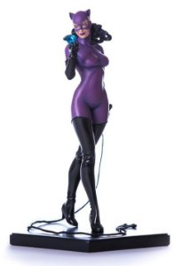 Mulher Gato 1/10 Art Scale - Iron Studios