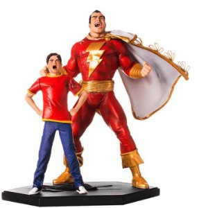 Shazam  - 1/10 Art Scale Iron Studios