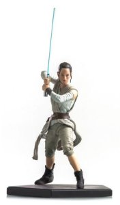 Rey Star Wars Ep. VII - 1/10 Art Scale Iron Studios