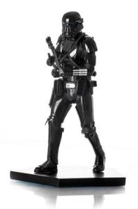 Deathtrooper - Star Wars 1/10 Art Scale - Iron Studios