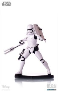 Riot Control Stormtrooper Star Wars - 1/10 Art Scale Iron Studios