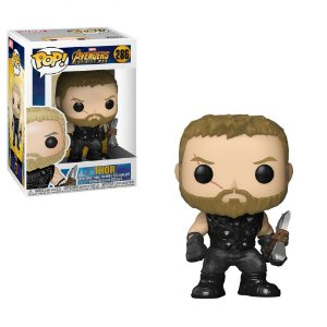 Funko Pop - Thor Marvel Infinity War