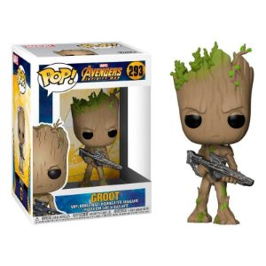 Funko Pop - Groot Marvel Infinity War