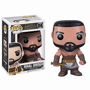 Funko Pop - Khal Drogo Game of Thrones
