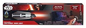 Luminária Sabre de Luz Darth Vader - Star Wars