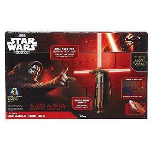 Luminária Sabre de Luz Kylo Ren - Star Wars