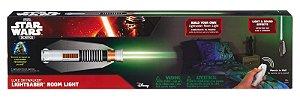 Luminária Sabre de Luz Luke SkyWalker - Star Wars
