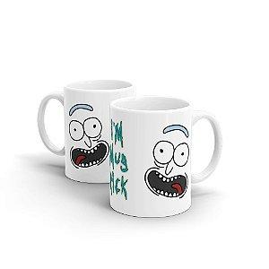 Caneca I'm Mug Rick - Rick and Morty
