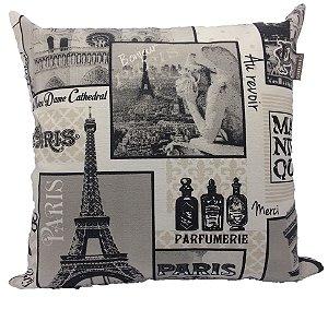 Almofadas Jacquard Paris